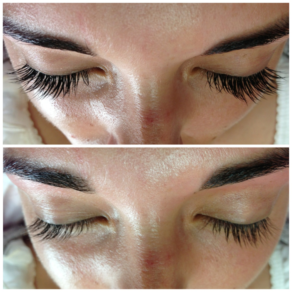 Semi Permanent Lashes In Warrington The Little Beauty Box Lowton
