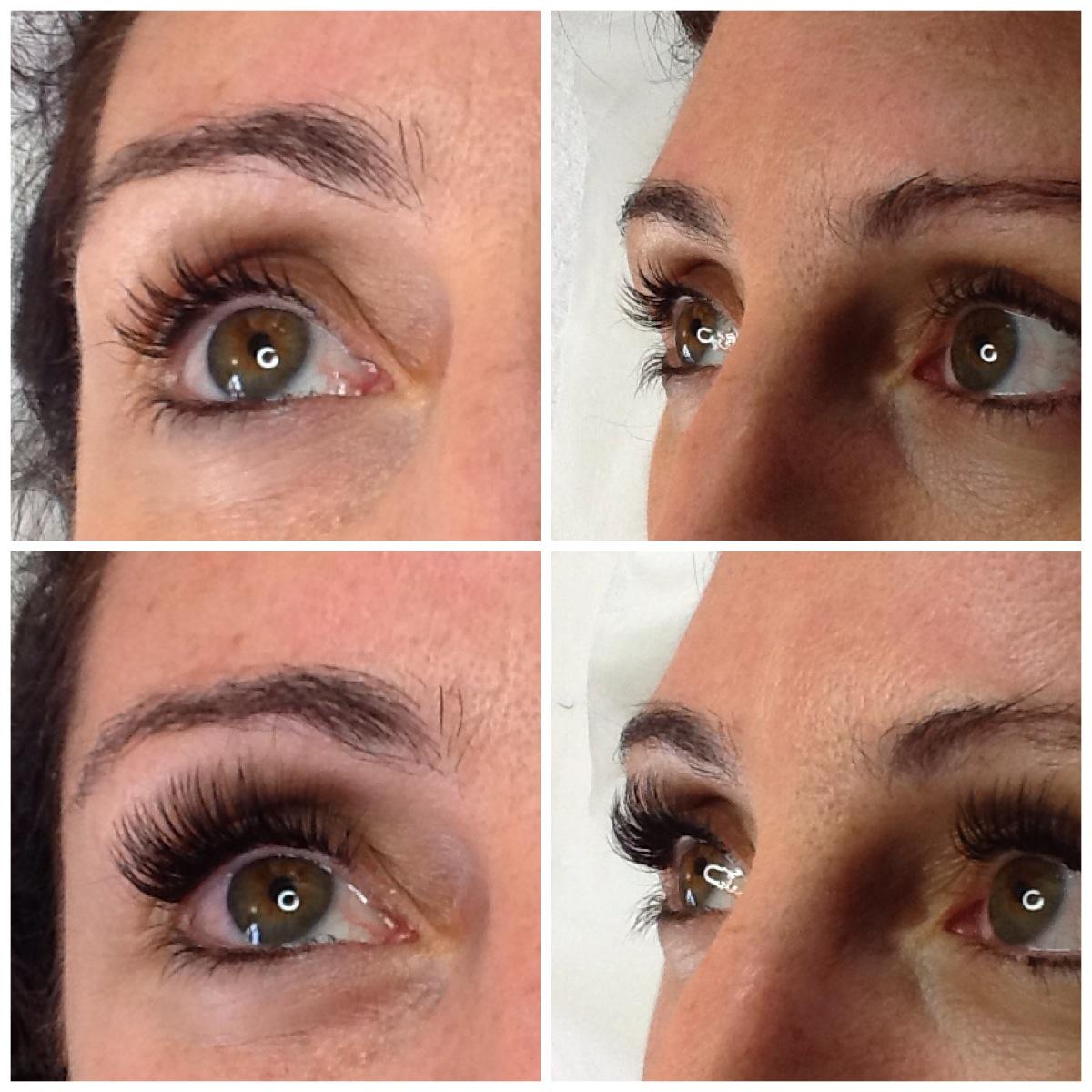 Semi Permanent Lashes In Warrington The Little Beauty